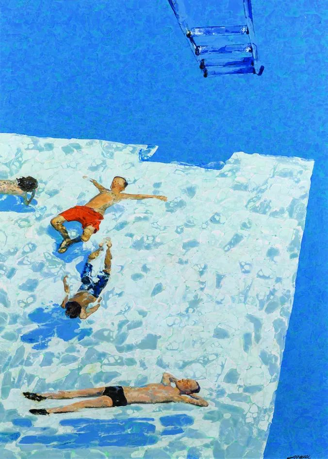第十三届全国美展·油画作品展595幅 (全部)插图445