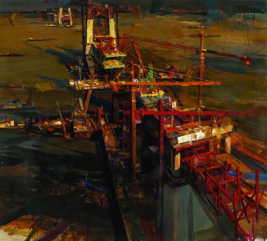 第十三届全国美展·油画作品展595幅 (全部)插图451