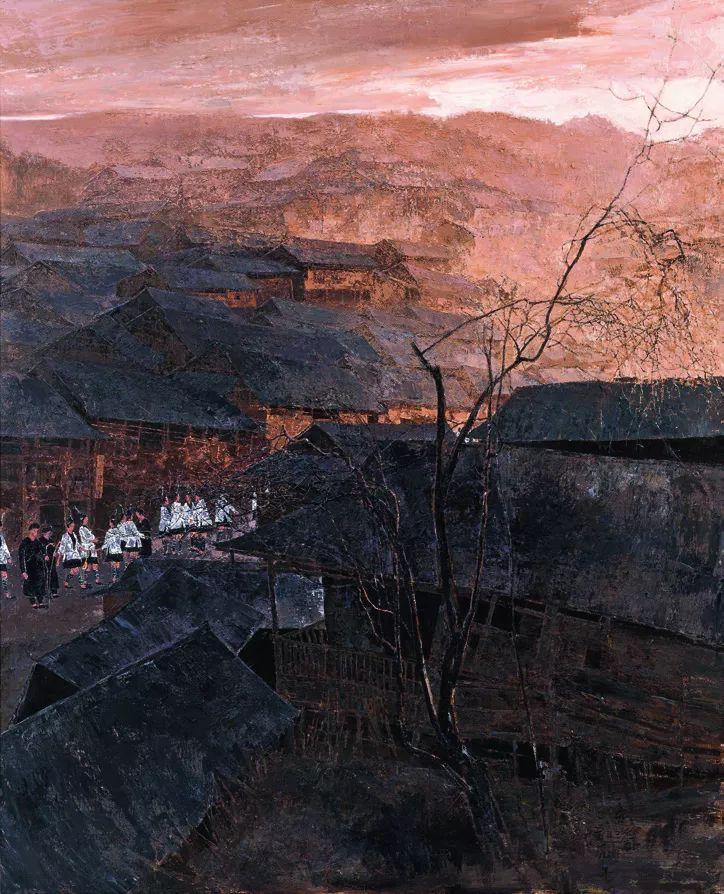 第十三届全国美展·油画作品展595幅 (全部)插图454