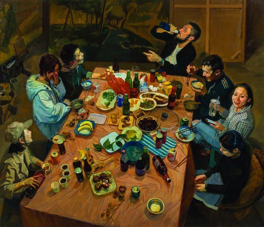 第十三届全国美展·油画作品展595幅 (全部)插图459