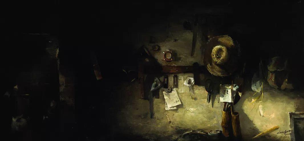 第十三届全国美展·油画作品展595幅 (全部)插图472