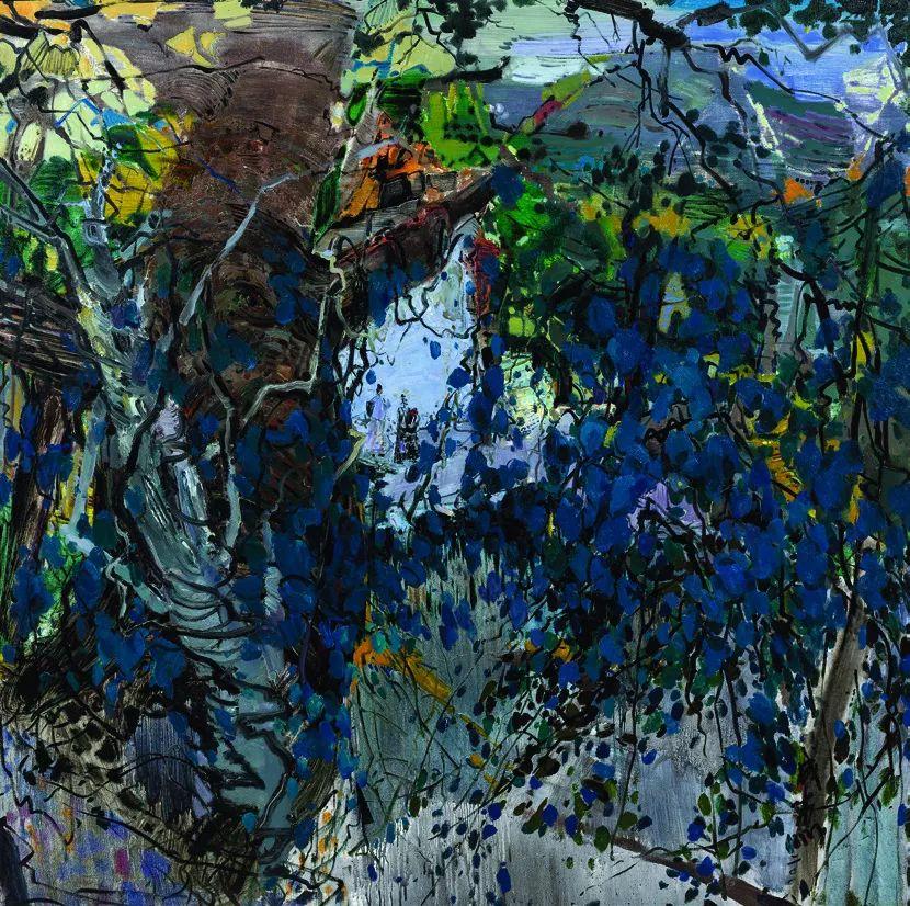 第十三届全国美展·油画作品展595幅 (全部)插图473