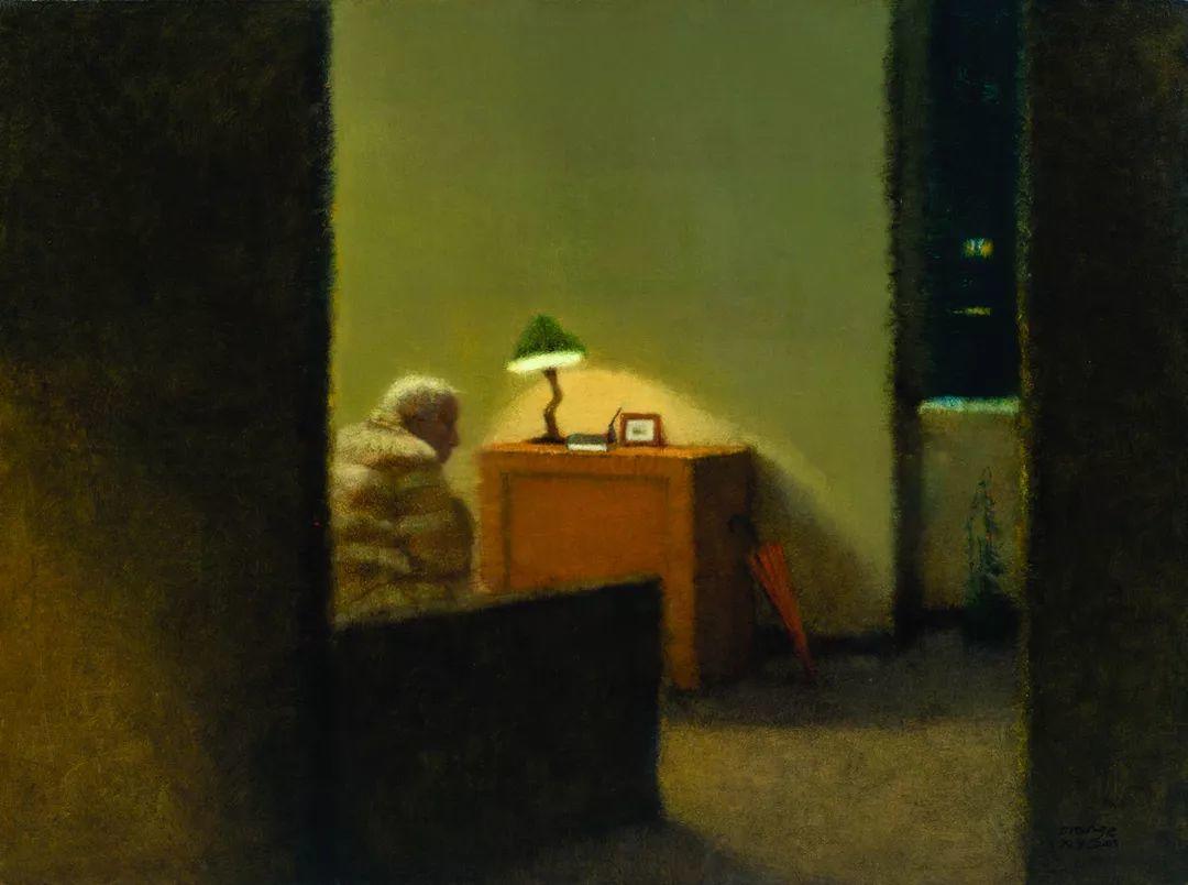 第十三届全国美展·油画作品展595幅 (全部)插图480