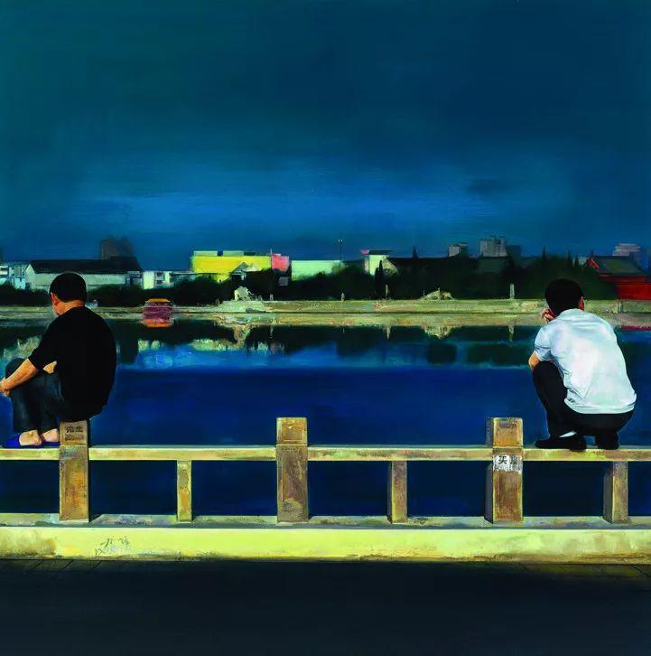 第十三届全国美展·油画作品展595幅 (全部)插图493