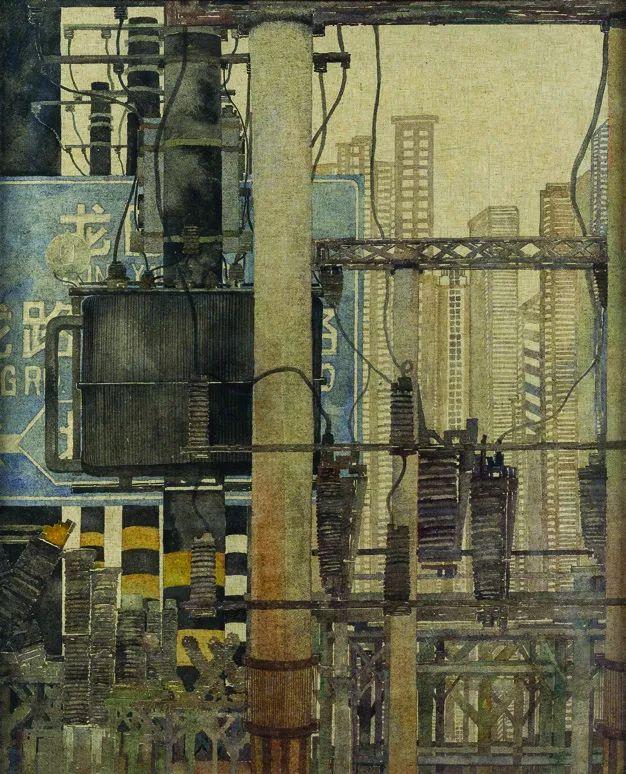第十三届全国美展·油画作品展595幅 (全部)插图497