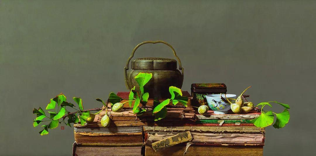 第十三届全国美展·油画作品展595幅 (全部)插图501