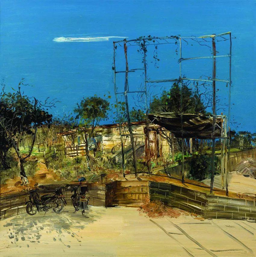 第十三届全国美展·油画作品展595幅 (全部)插图503