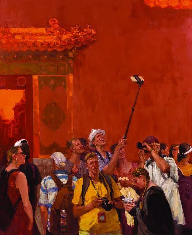 第十三届全国美展·油画作品展595幅 (全部)插图510