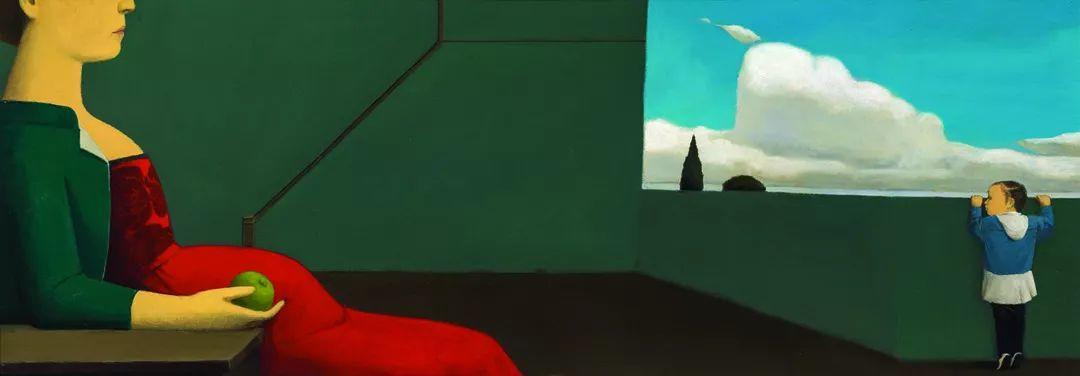 第十三届全国美展·油画作品展595幅 (全部)插图512