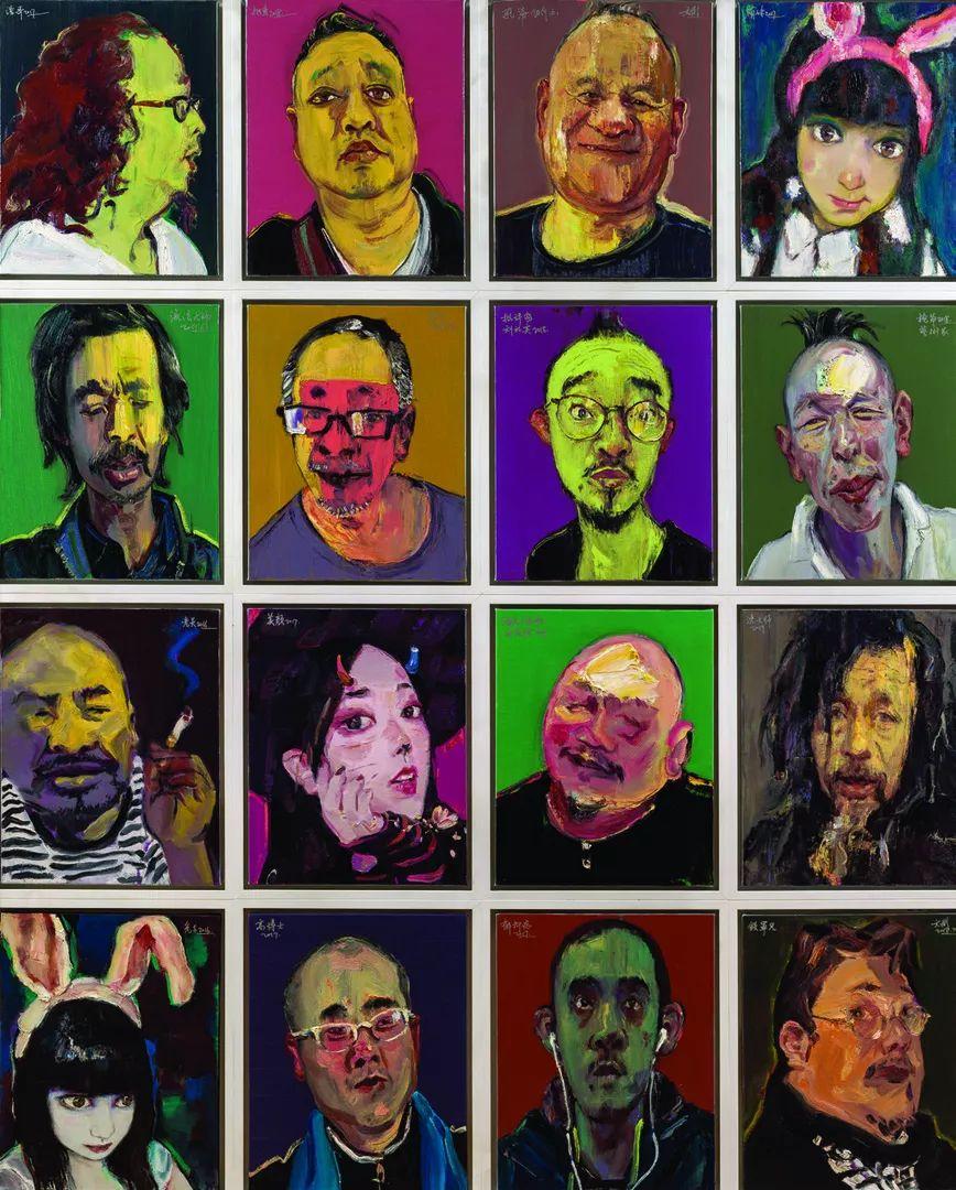 第十三届全国美展·油画作品展595幅 (全部)插图517