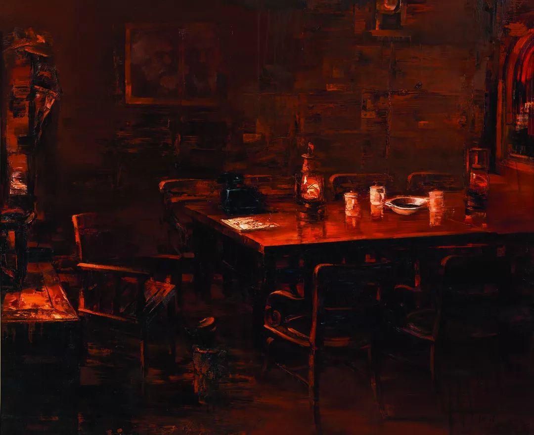 第十三届全国美展·油画作品展595幅 (全部)插图527