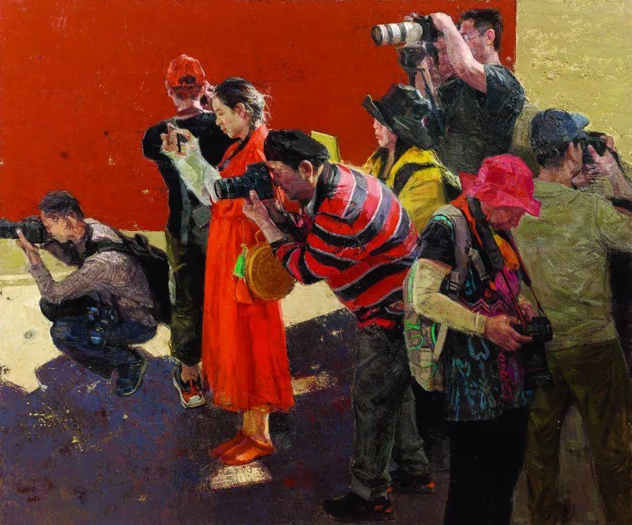 第十三届全国美展·油画作品展595幅 (全部)插图538