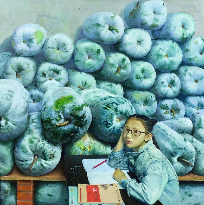 第十三届全国美展·油画作品展595幅 (全部)插图540