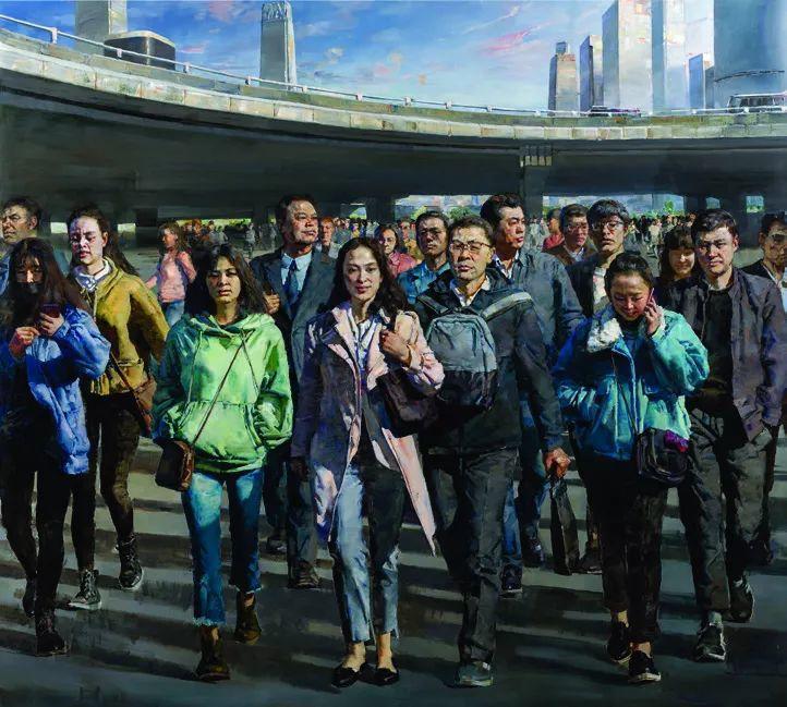 第十三届全国美展·油画作品展595幅 (全部)插图545