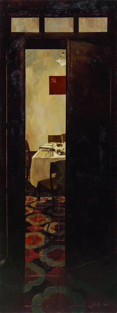 第十三届全国美展·油画作品展595幅 (全部)插图559