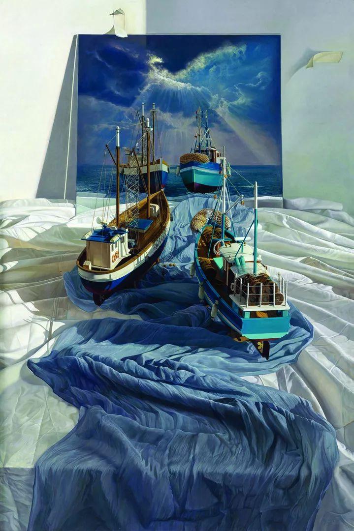第十三届全国美展·油画作品展595幅 (全部)插图563