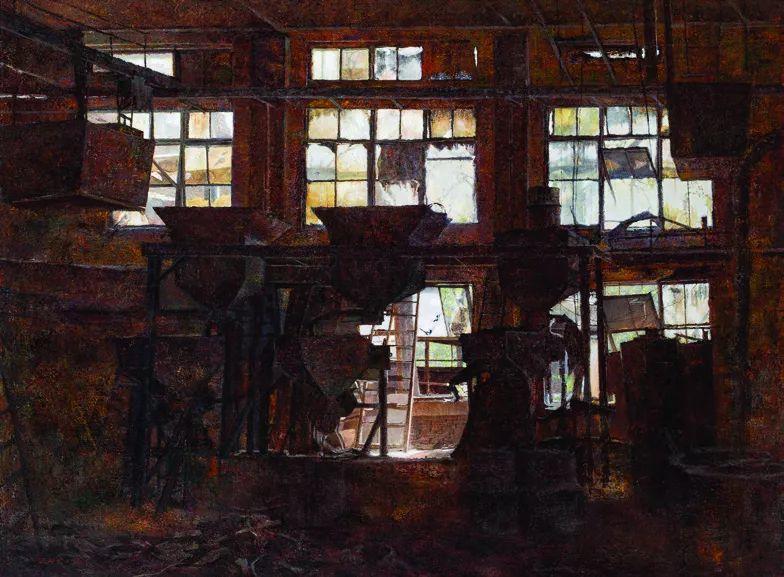 第十三届全国美展·油画作品展595幅 (全部)插图566