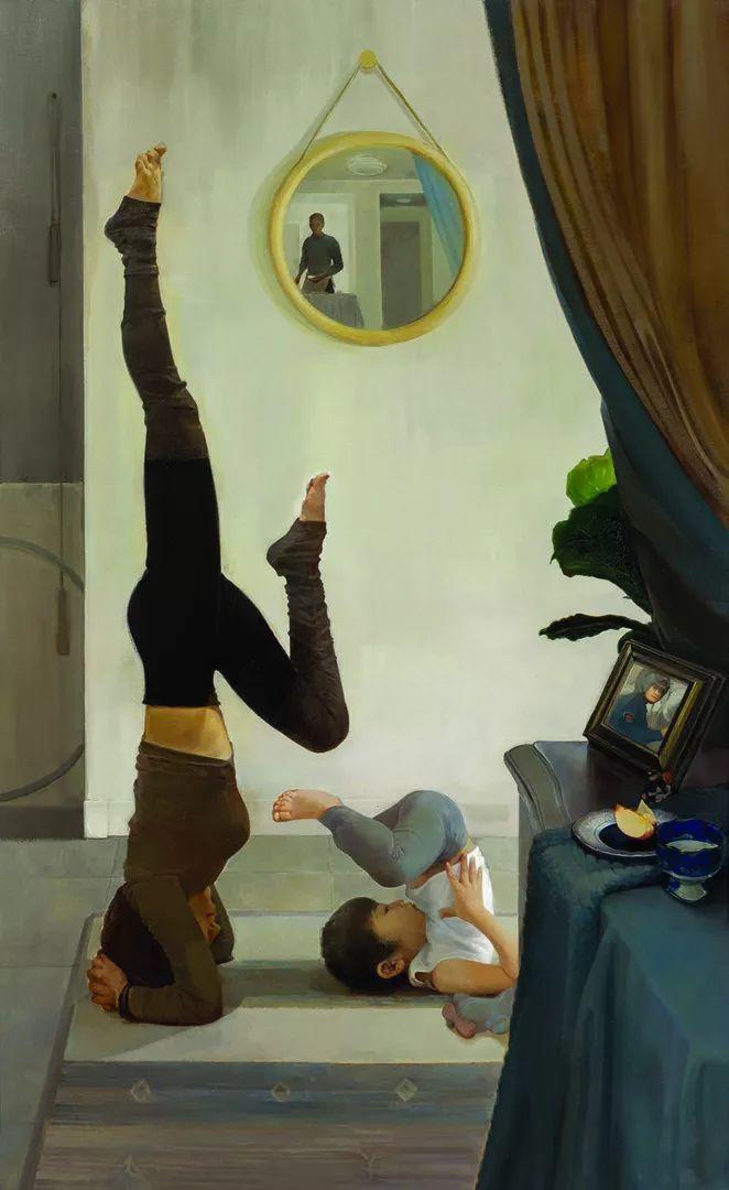 第十三届全国美展·油画作品展595幅 (全部)插图571