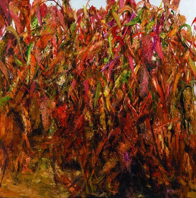 第十三届全国美展·油画作品展595幅 (全部)插图573