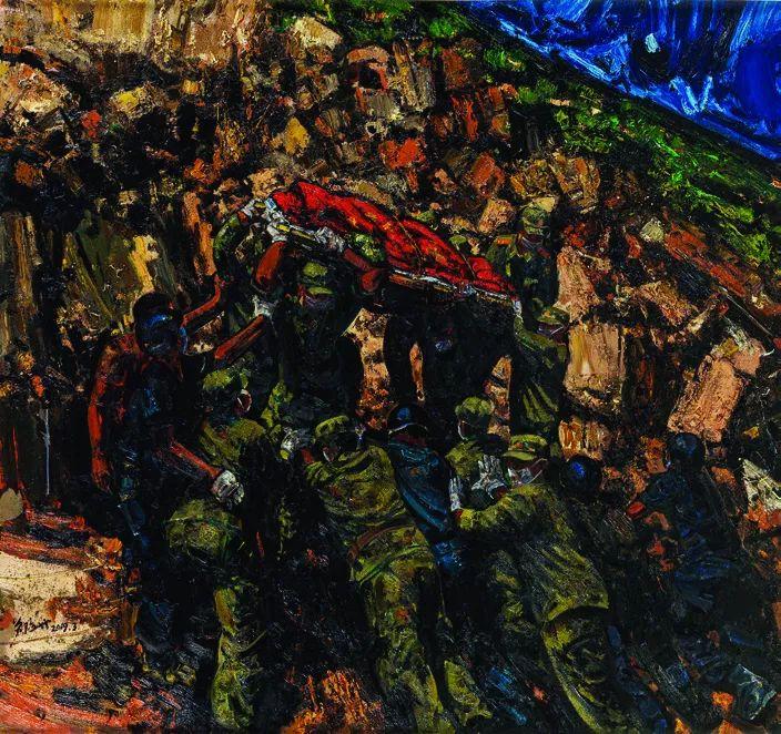 第十三届全国美展·油画作品展595幅 (全部)插图578