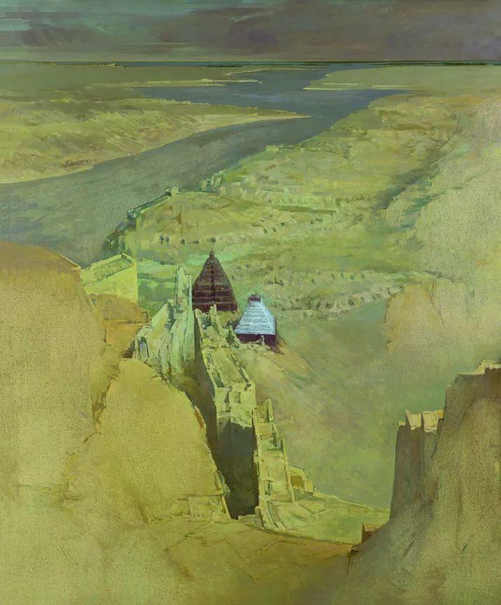 第十三届全国美展·油画作品展595幅 (全部)插图581