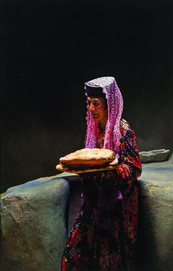 第十三届全国美展·油画作品展595幅 (全部)插图582