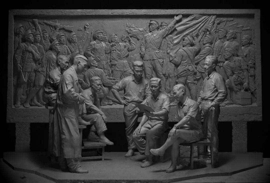 第十三届全国美展·雕塑作品展插图7