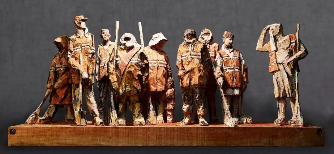 第十三届全国美展·雕塑作品展插图11
