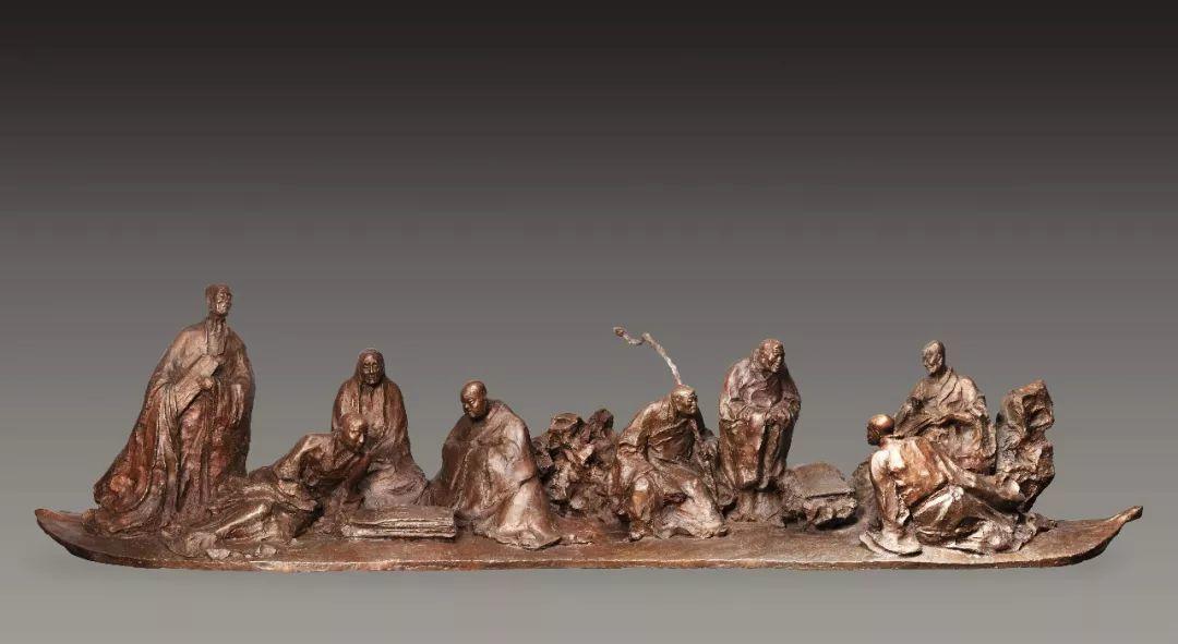 第十三届全国美展·雕塑作品展插图13