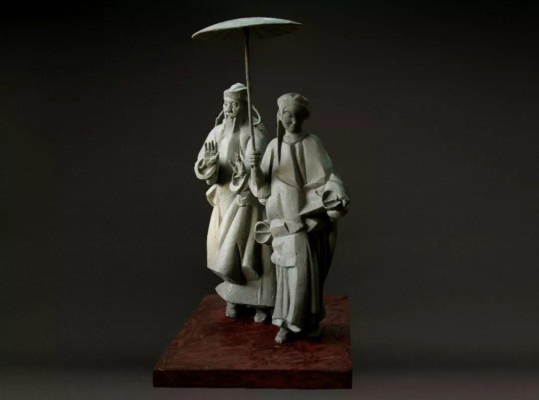 第十三届全国美展·雕塑作品展插图19