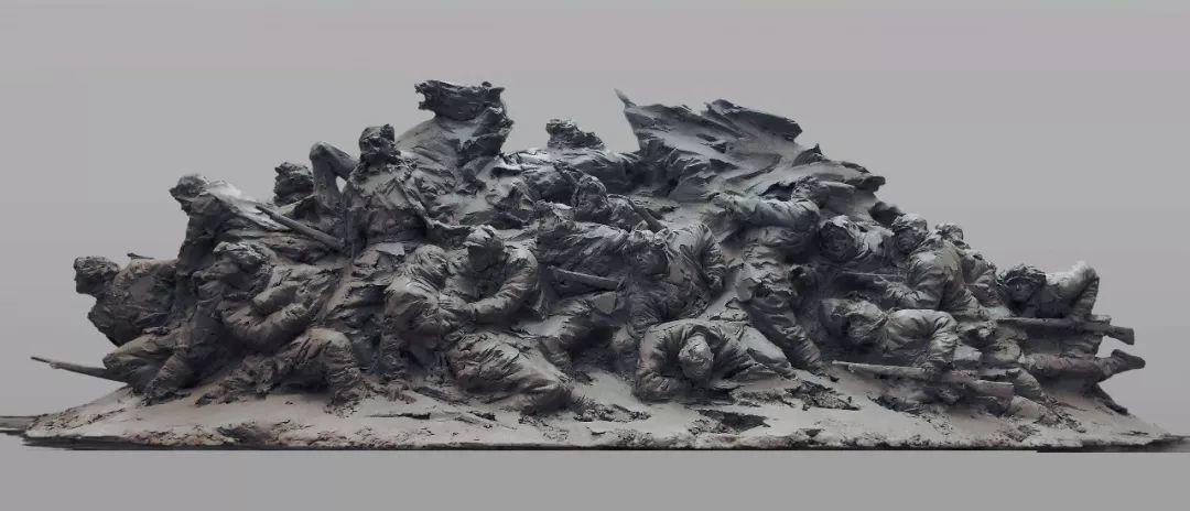 第十三届全国美展·雕塑作品展插图21