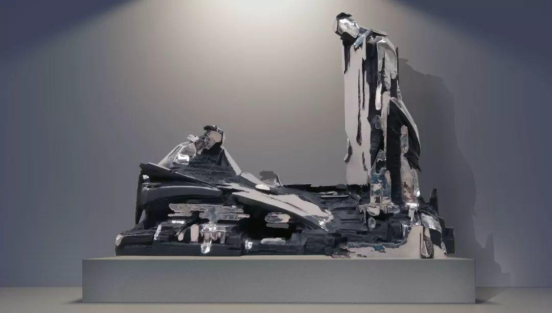 第十三届全国美展·雕塑作品展插图29