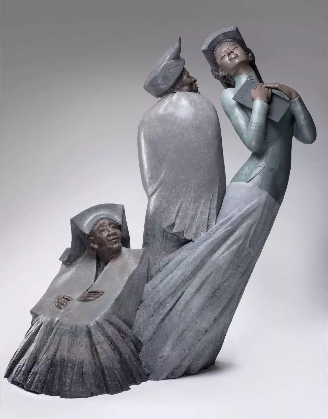 第十三届全国美展·雕塑作品展插图31