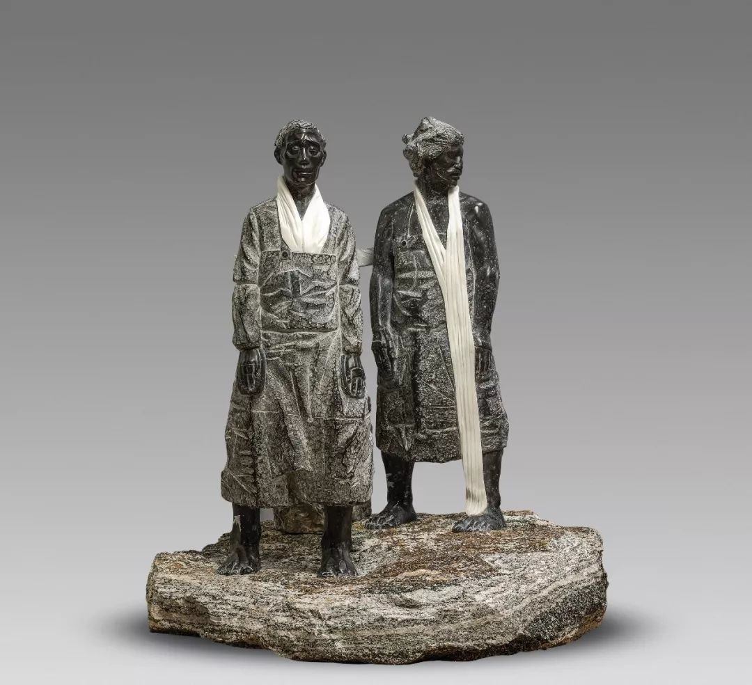 第十三届全国美展·雕塑作品展插图33