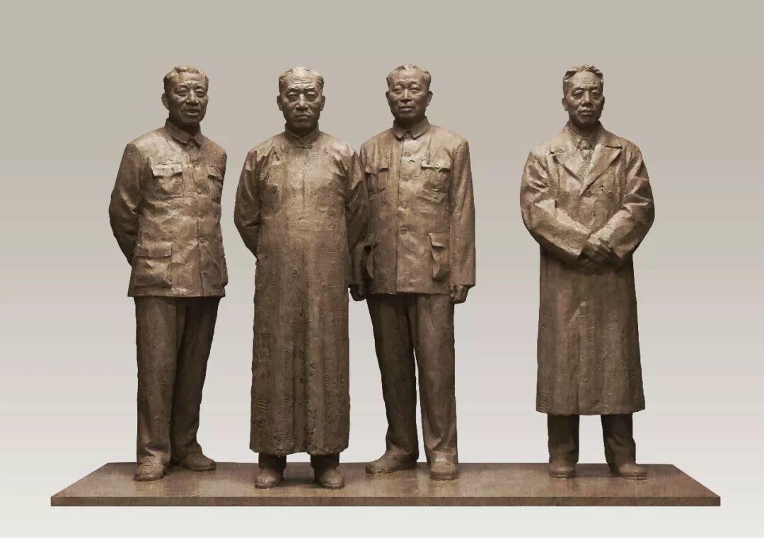 第十三届全国美展·雕塑作品展插图41
