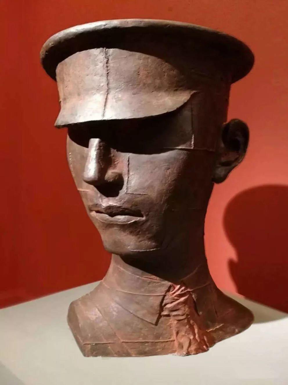 第十三届全国美展·雕塑作品展插图43