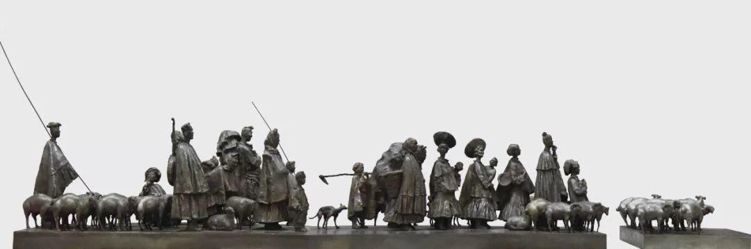 第十三届全国美展·雕塑作品展插图47