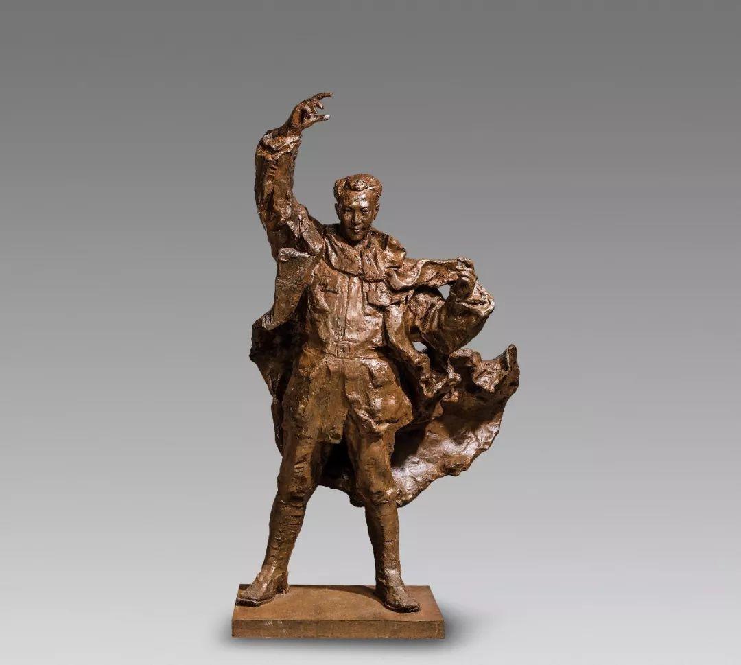 第十三届全国美展·雕塑作品展插图49