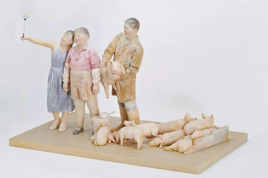 第十三届全国美展·雕塑作品展插图63