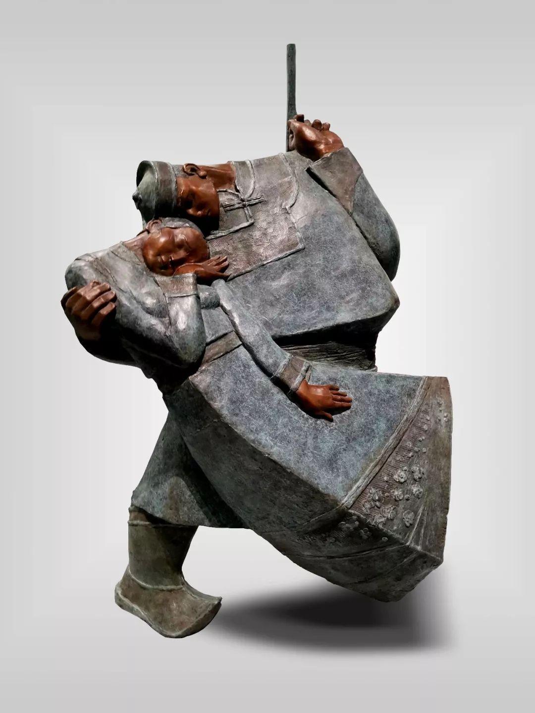 第十三届全国美展·雕塑作品展插图65