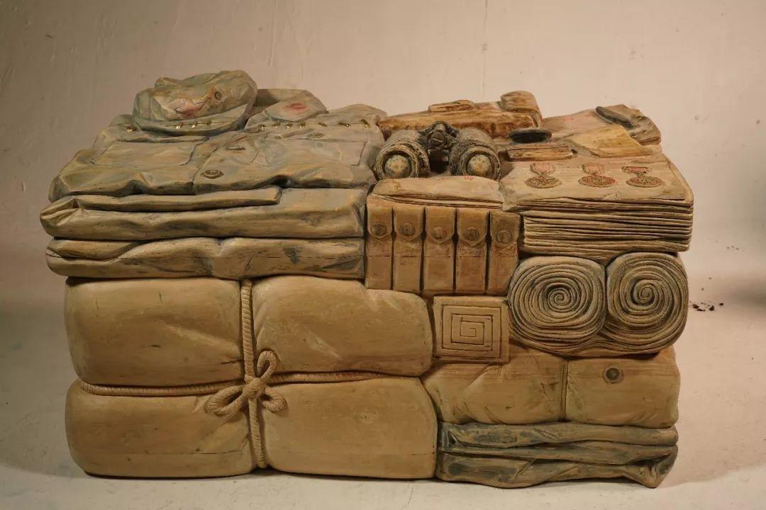 第十三届全国美展·雕塑作品展插图69