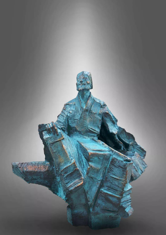 第十三届全国美展·雕塑作品展插图73
