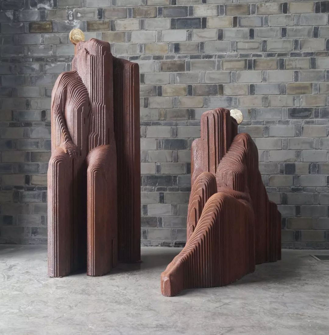第十三届全国美展·雕塑作品展插图75