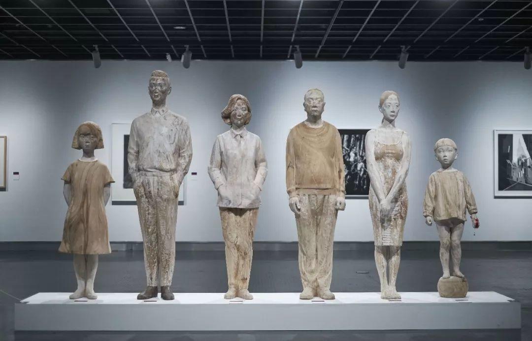第十三届全国美展·雕塑作品展插图77