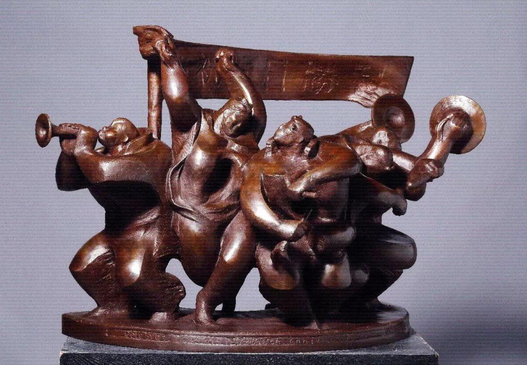 第十三届全国美展·雕塑作品展插图81