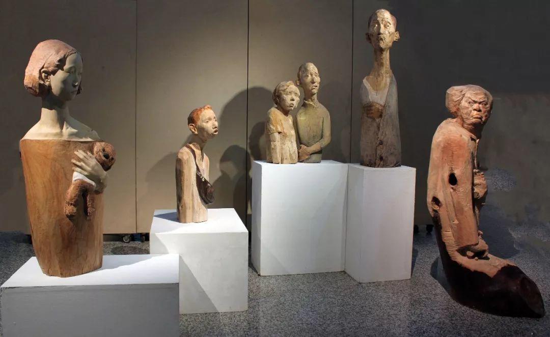 第十三届全国美展·雕塑作品展插图87