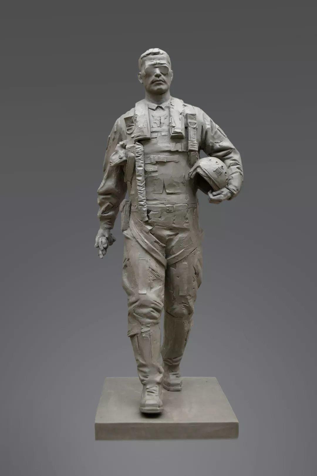第十三届全国美展·雕塑作品展插图115