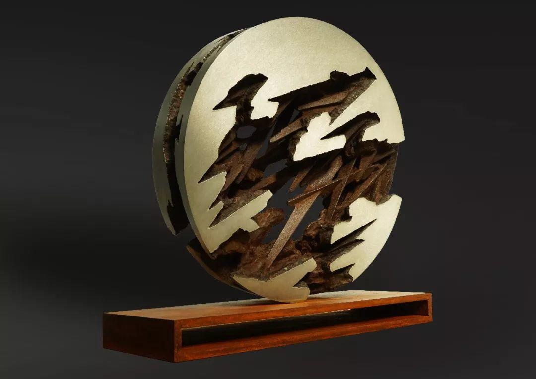 第十三届全国美展·雕塑作品展插图123