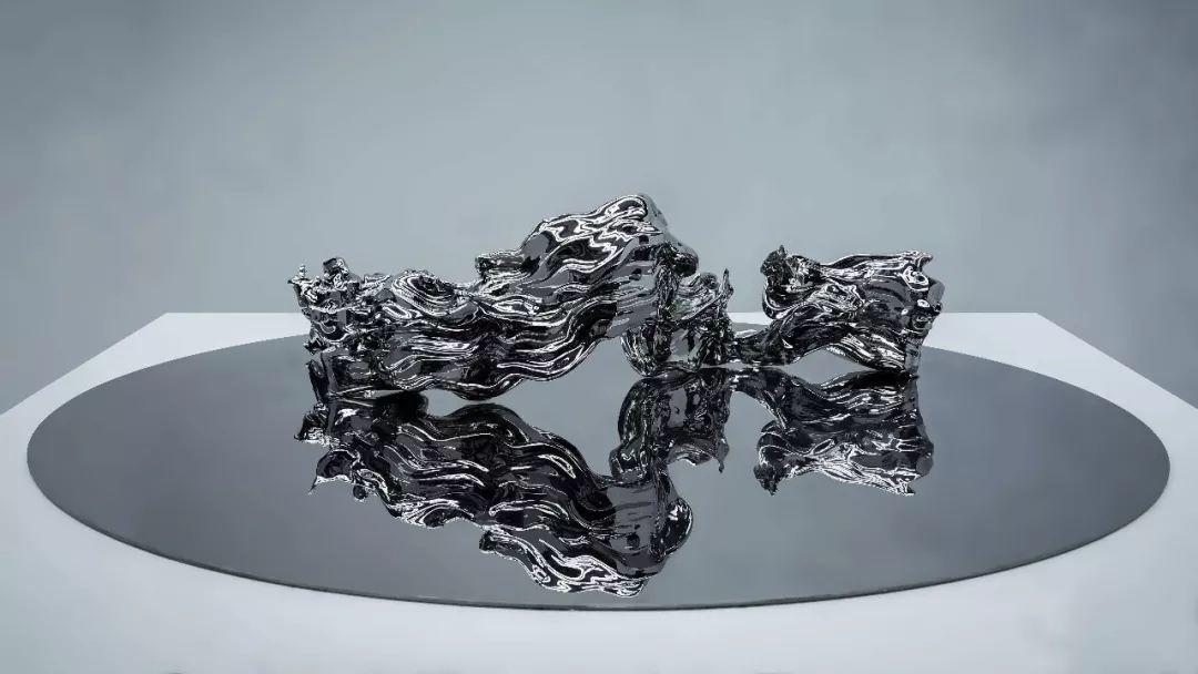 第十三届全国美展·雕塑作品展插图129