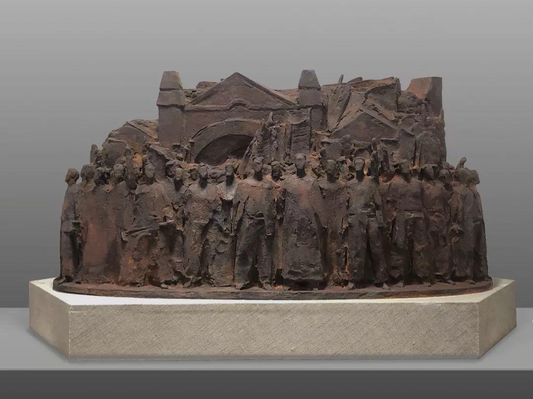 第十三届全国美展·雕塑作品展插图131